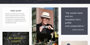 Kevan Staples homepage