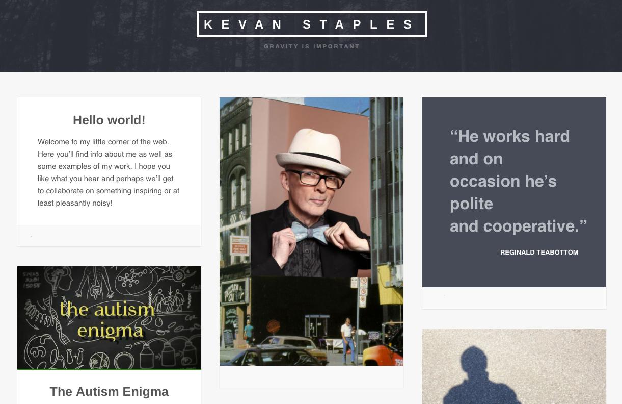 Kevan Staples